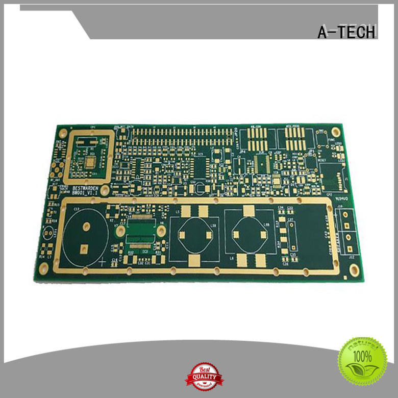 A-TECH single sided rogers pcb custom made