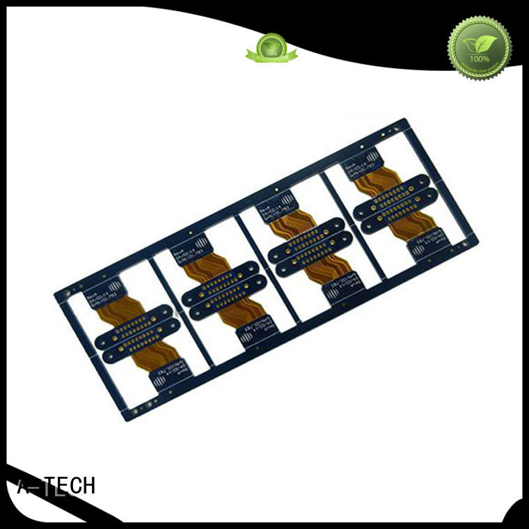 A-TECH quick turn rigid flex pcb multi-layer at discount