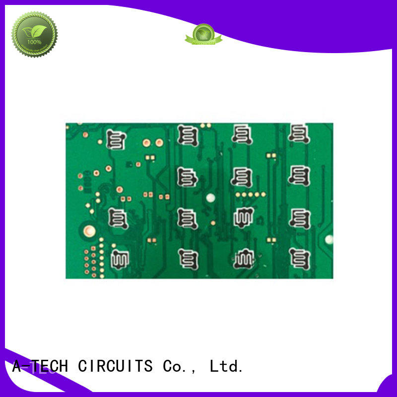 A-TECH gold plated hasl pcb free delivery at discount