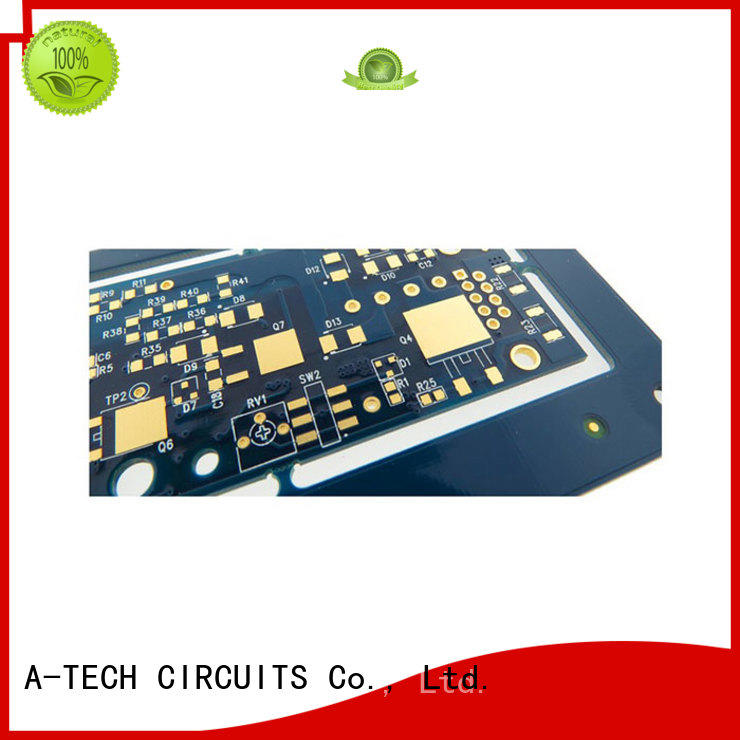 A-TECH hot-sale hasl pcb cheapest factory price at discount