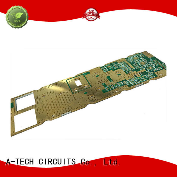 A-TECH single sided quick turn pcb prototype top selling
