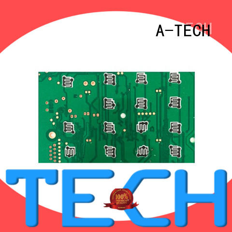 hard immersion gold pcb cheapest factory price for wholesale A-TECH