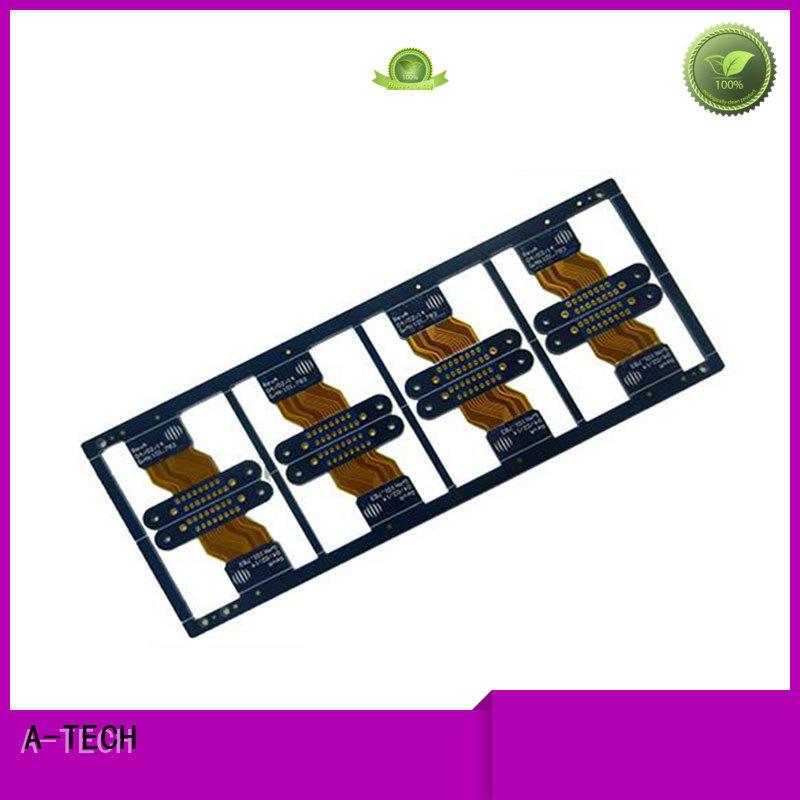 rogers aluminum pcb flex top selling for led
