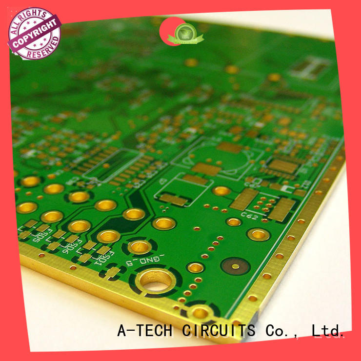 A-TECH routing thick copper pcb best price top supplier