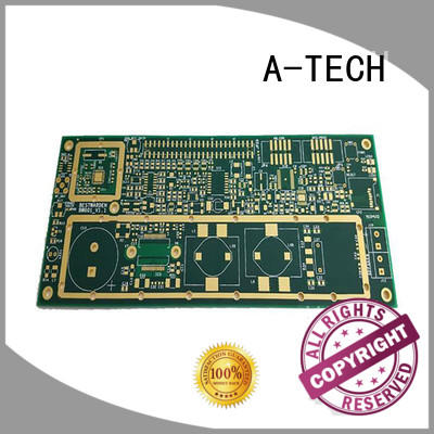 A-TECH microwave quick turn pcb prototype top selling
