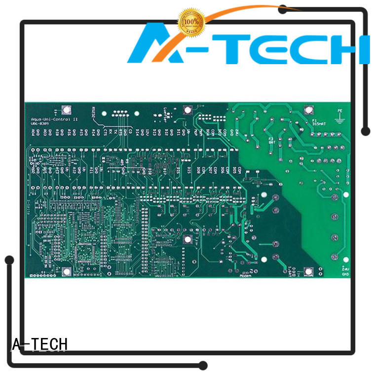A-TECH rogers microwave rf pcb double sided