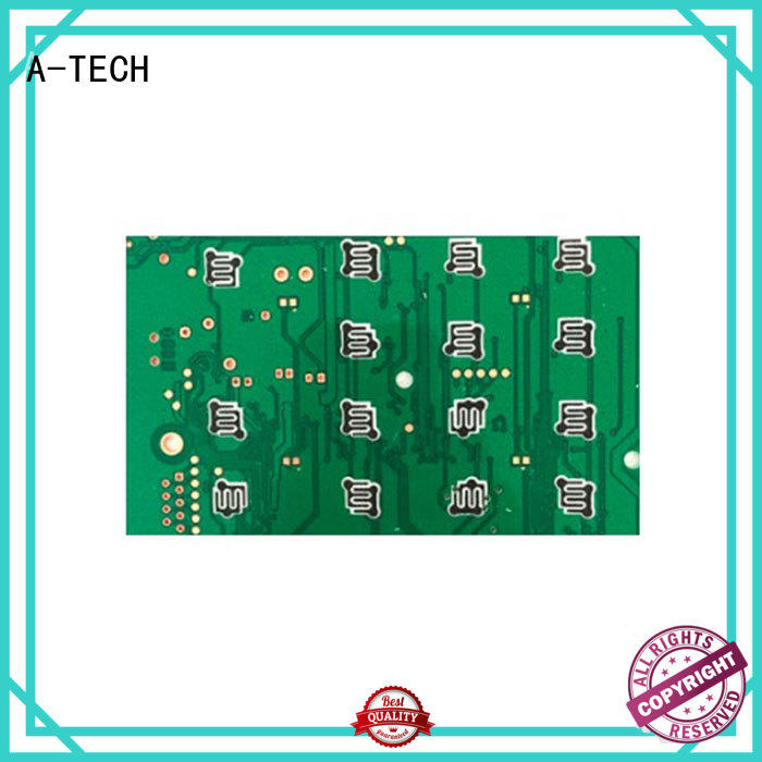 A-TECH hot-sale peelable solder mask pcb cheapest factory price at discount