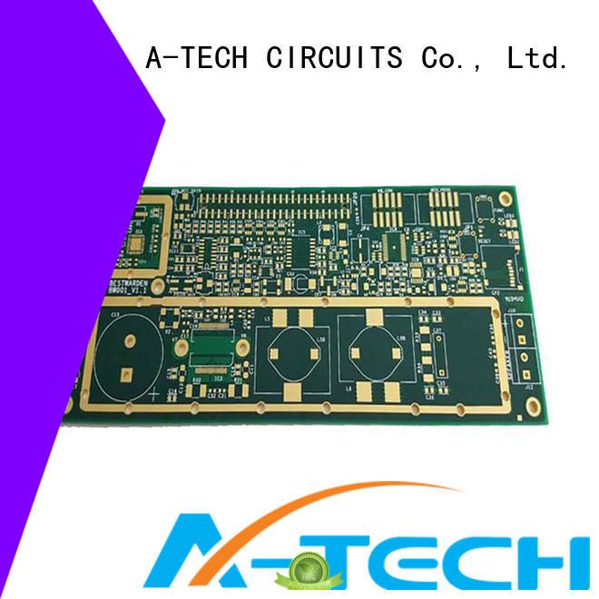 metal core single-sided PCB custom made for led