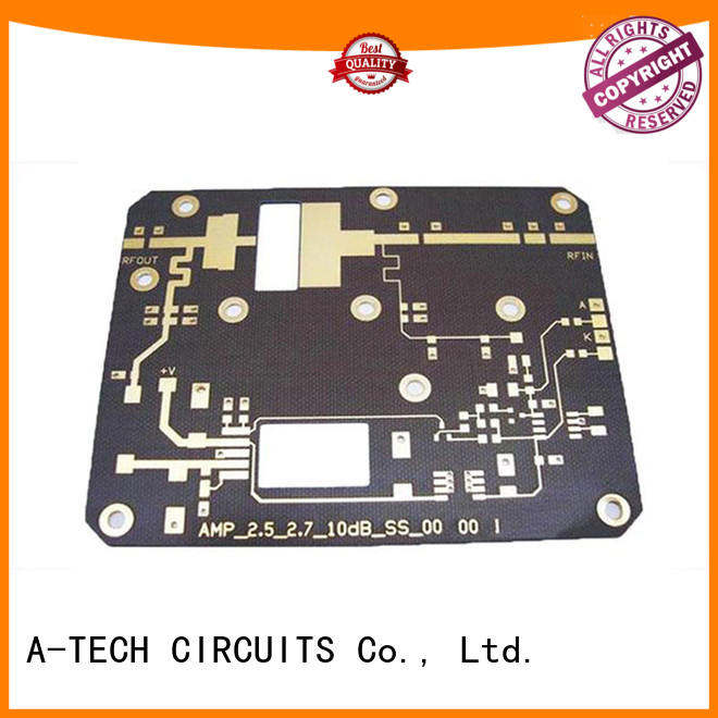 A-TECH single-sided PCB top selling for wholesale