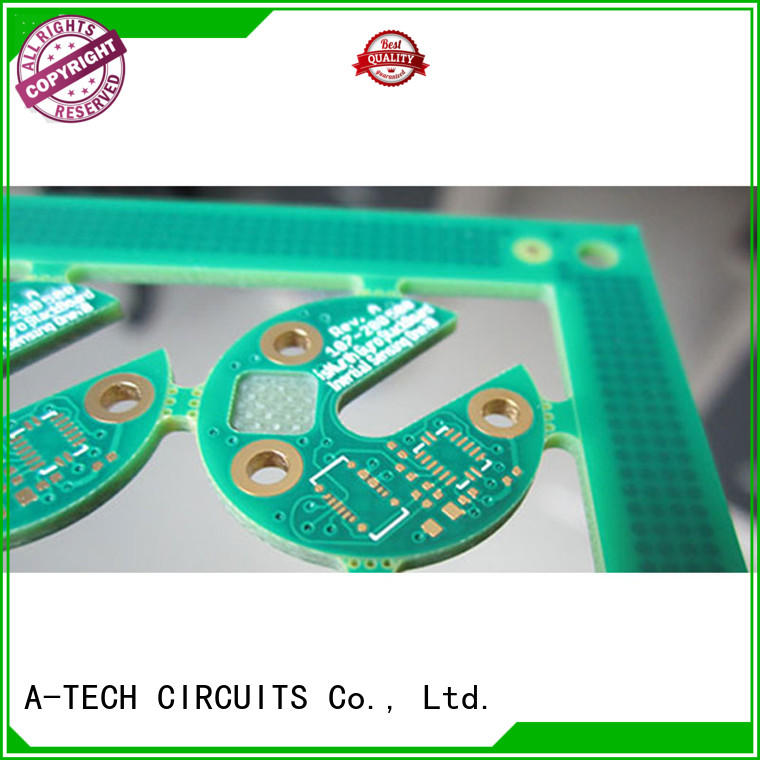 A-TECH counter sink impedance control pcb best price for wholesale