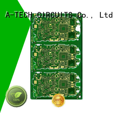 A-TECH metal core flex pcb for led