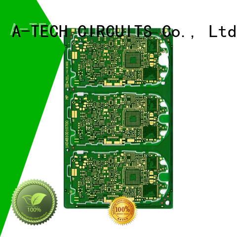 A-TECH metal core flex pcb for led
