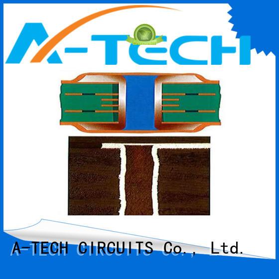 A-TECH thick copper hybrid pcb hot-sale for sale