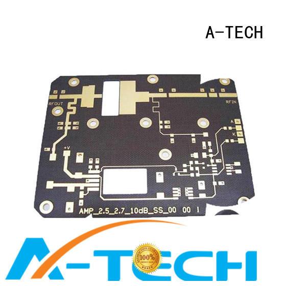 A-TECH flex rigid flex pcb double sided for led