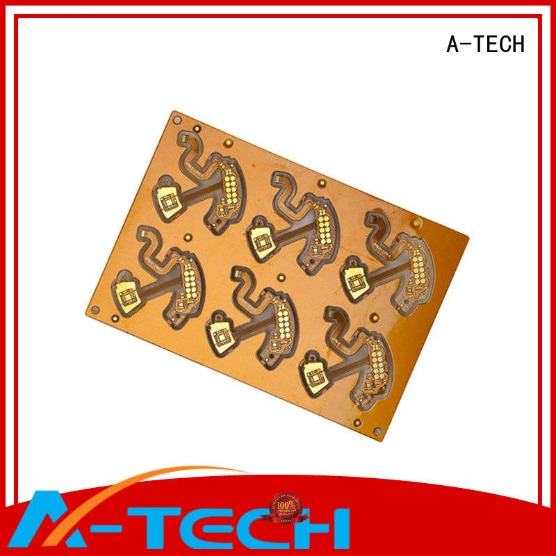 single sided High density interconnect PCB flexible A-TECH