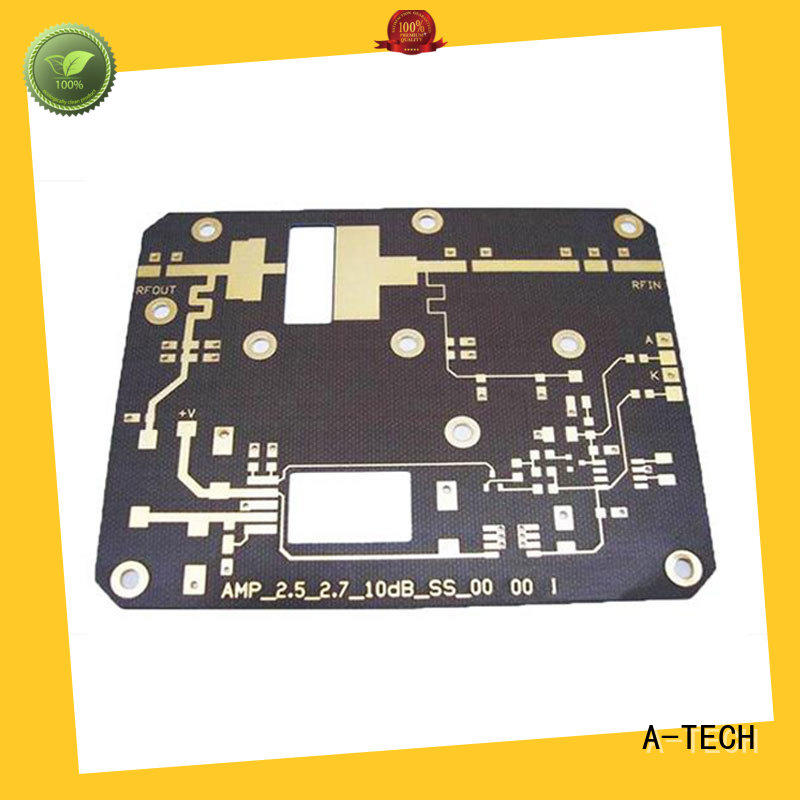 A-TECH microwave rogers pcb multi-layer for wholesale