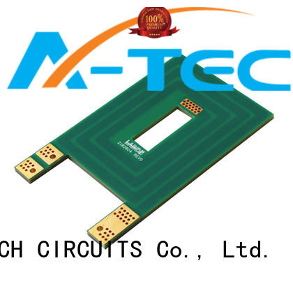 A-TECH plated via in pad pcb hot-sale at discount