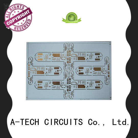 metal core microwave rf pcb multi-layer for led