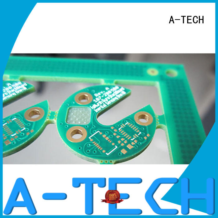 free delivery via in pad pcb impedance hot-sale at discount