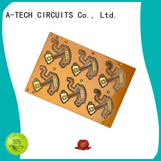 A-TECH prototype rogers pcb double sided