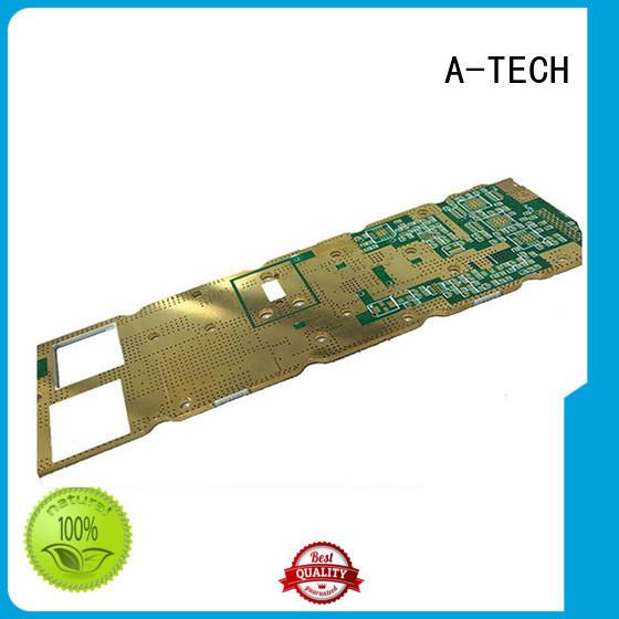 metal core rigid flex pcb flexible custom made at discount