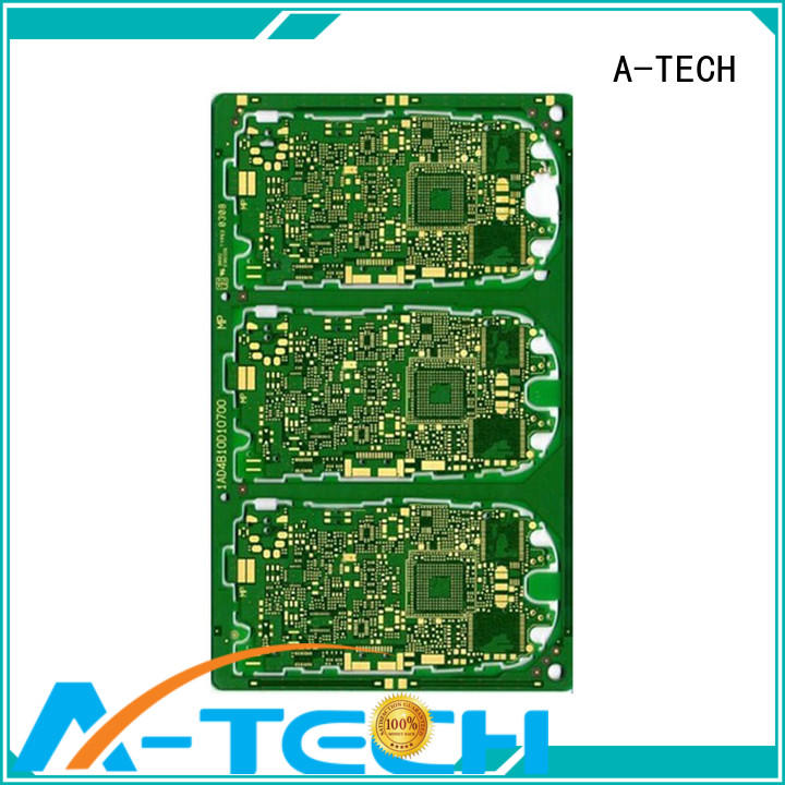 A-TECH quick turn pcb prototype for wholesale