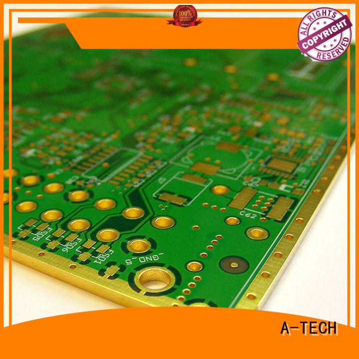 A-TECH free delivery thick copper pcb durable for wholesale