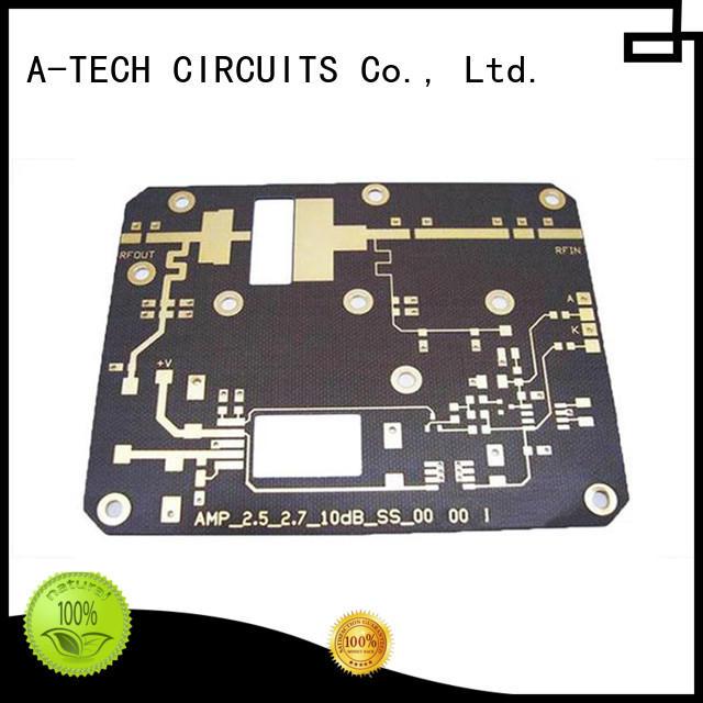 A-TECH rigid flex pcb for led