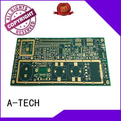 A-TECH flex rigid flex pcb double sided