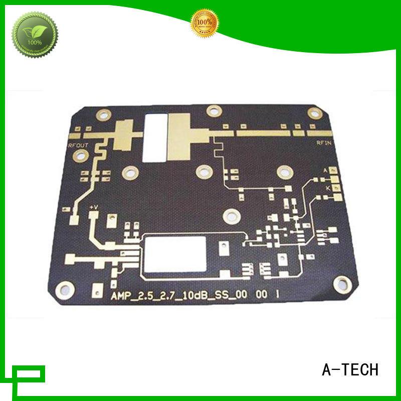 single sided flexible printed circuit board single sided A-TECH
