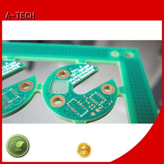 A-TECH buried blind vias pcb best price top supplier