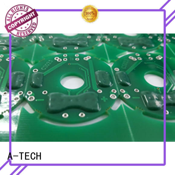 A-TECH high quality immersion silver pcb bulk production for wholesale