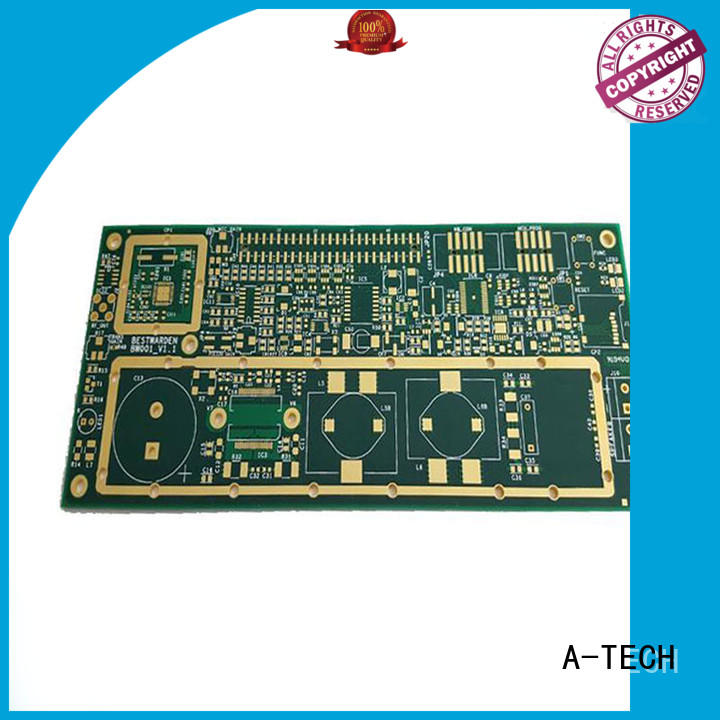 A-TECH rigid hdi pcb for led