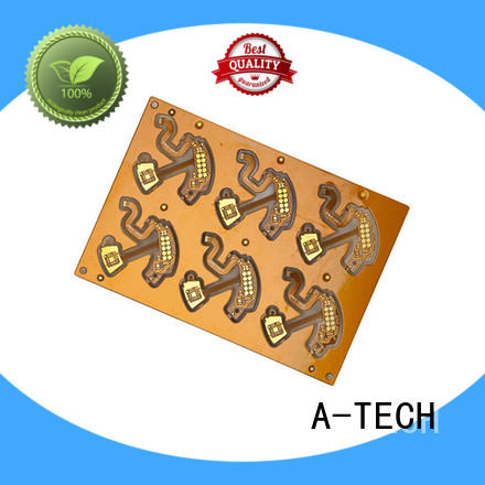 A-TECH microwave hdi pcb custom made at discount