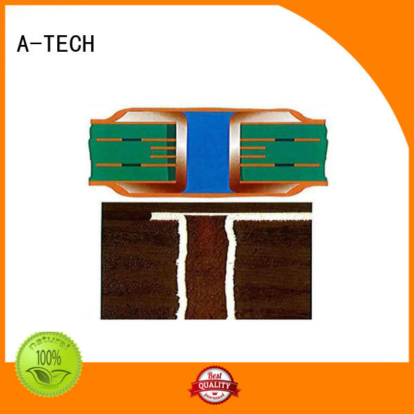 A-TECH plated hybrid pcb best price for sale