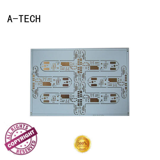 rigid quick turn pcb prototype multi-layer for led A-TECH