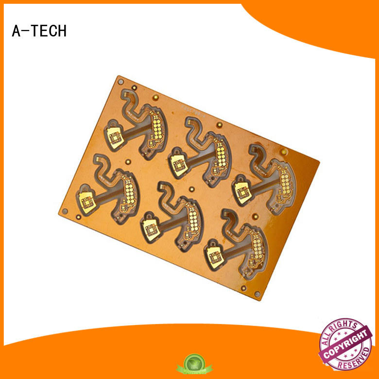 A-TECH metal core led pcb top selling