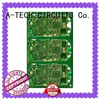 A-TECH multilayer pcb manufacturing single sided for led