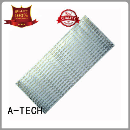 A-TECH aluminum double-sided PCB multi-layer for led