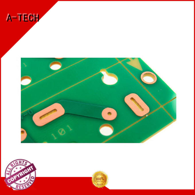 A-TECH immersion immersion gold pcb bulk production for wholesale