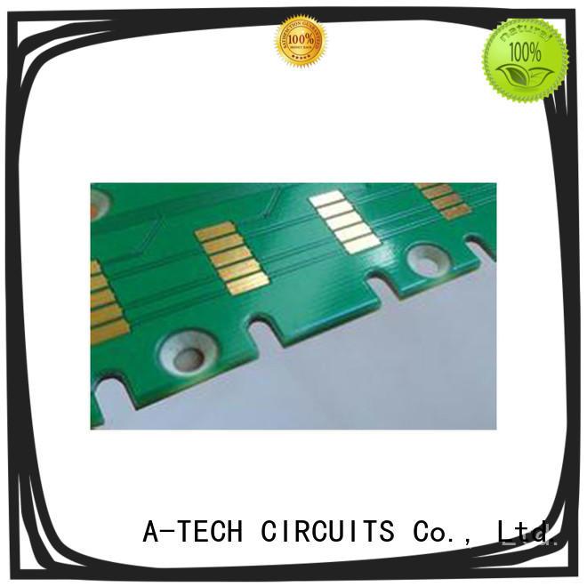 A-TECH blind vias pcb durable top supplier