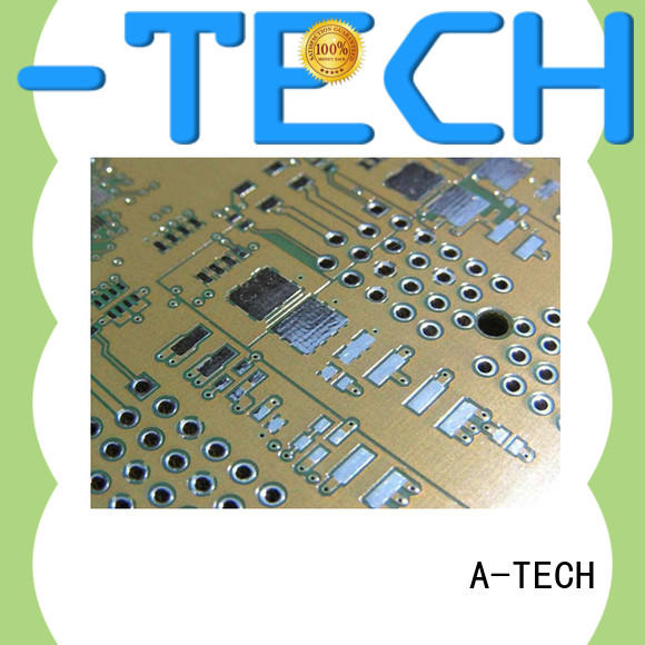 A-TECH tin immersion silver pcb cheapest factory price for wholesale