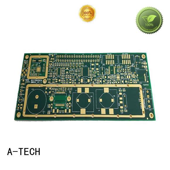 A-TECH rigid single-sided PCB