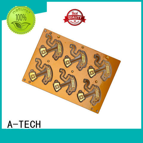 A-TECH rigid rogers pcb multi-layer for led