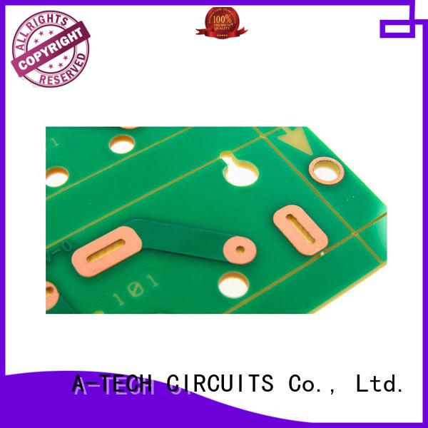 A-TECH high quality immersion silver pcb cheapest factory price for wholesale