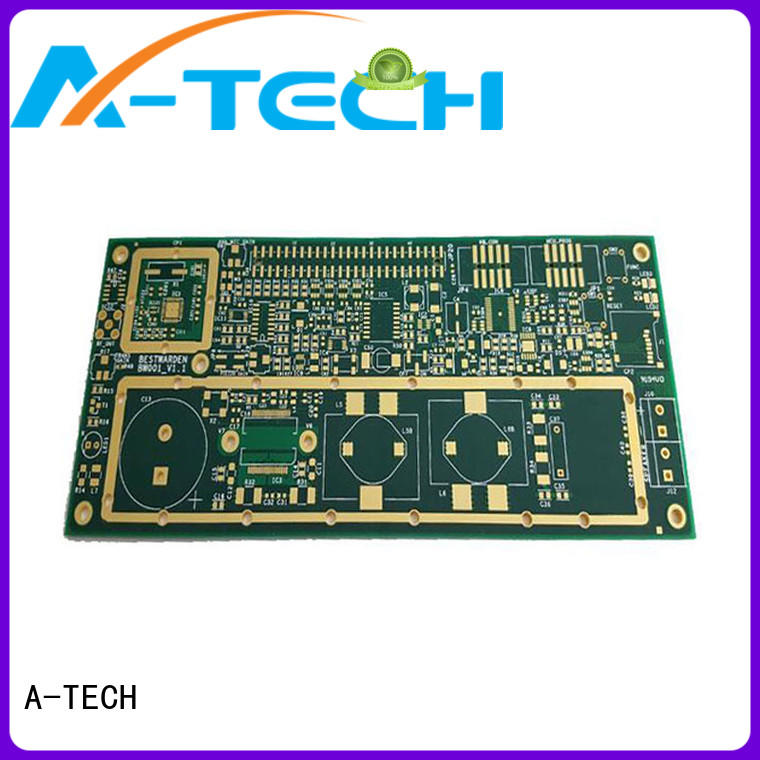 A-TECH rogers single-sided PCB rigid at discount