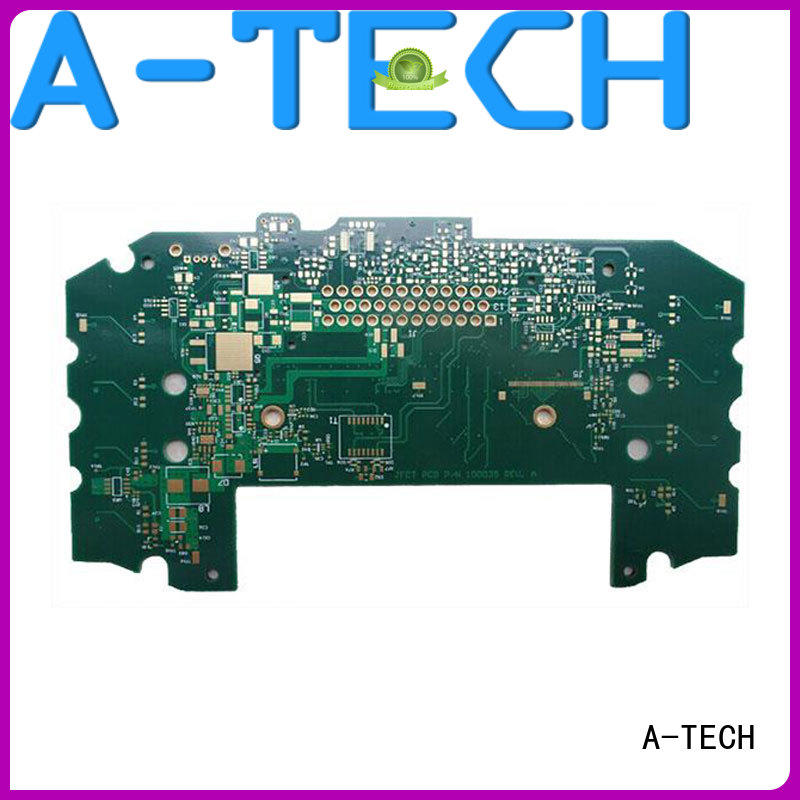 microwave single-sided PCB rigid at discount
