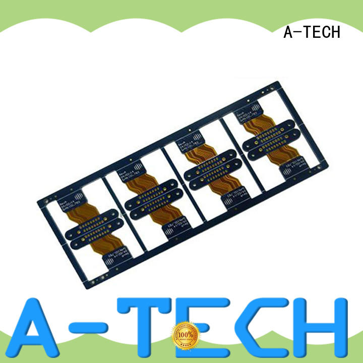 A-TECH single sided led pcb for wholesale