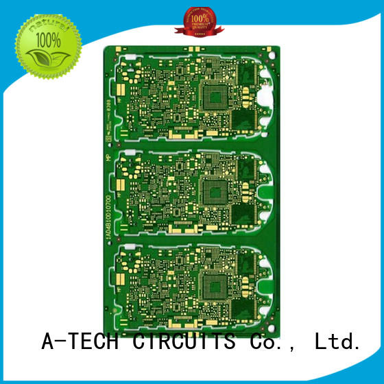 A-TECH flex rogers pcb custom made for wholesale