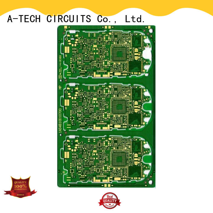 A-TECH metal core single-sided PCB double sided for wholesale
